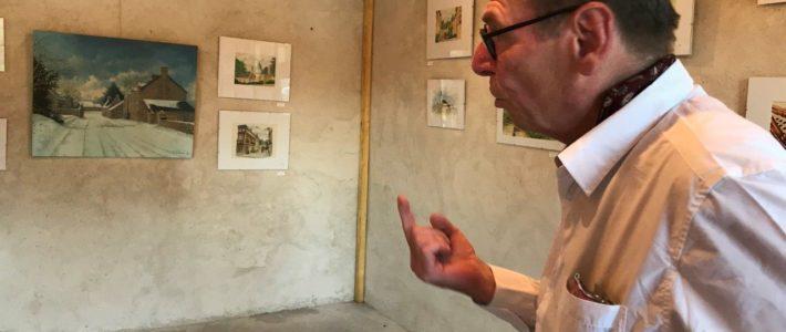 Exposition de Thierry LEVEAU du 12 aout au 19 aout